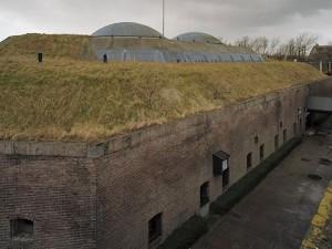 Van Steenbergen hielp bij de ontwikkeling van het businessplan voor Fort 1881 in Hoek van Holland